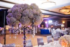 Splendid floral centerpiece.