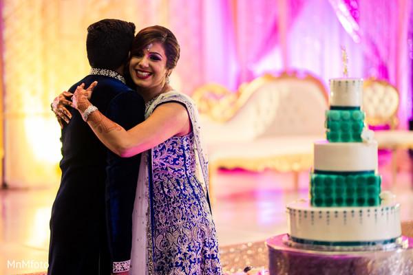 indian wedding reception,indian bride,indian groom,indian wedding cake design