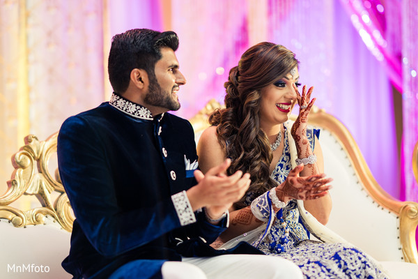 indian bride,indian groom,indian wedding reception photography