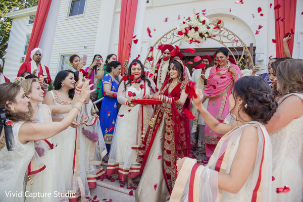 indian wedding ceremony,indian bride fashion,indian bridesmaids' fashion