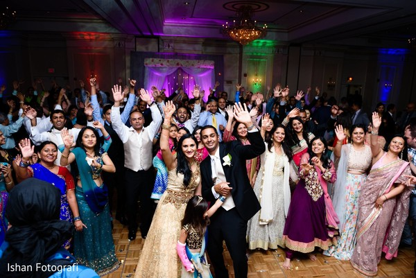 indian wedding reception,dj and entertainment,indian wedding photography