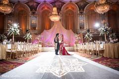 Amazing Pakistani wedding photo idea.