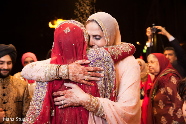 pakistani wedding reception,pakistani bride,post ceremony traditions