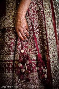 indian bride,indian bridal fashion,latkans