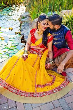 haldi ceremony,pre- wedding celebrations,indian bride fashion,indian groom fashion