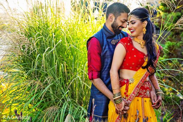 indian groom fashion,indian bride fashion,pre- wedding celebrations,haldi ceremony