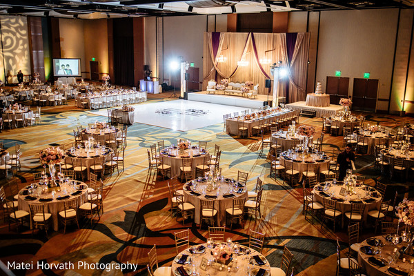 indian wedding reception photography,floral and decor,planning and design,venue
