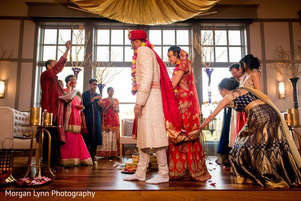 saptapadi ritual,indian wedding ceremony,indian groom fashion,indian bride fashion