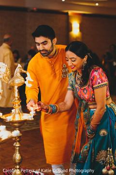 sangeet,pre- wedding celebrations,indian groom sherwani,indian bride lengha