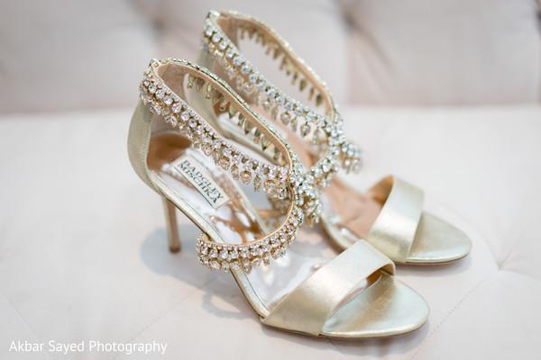 Astonishing indian bridal shoes