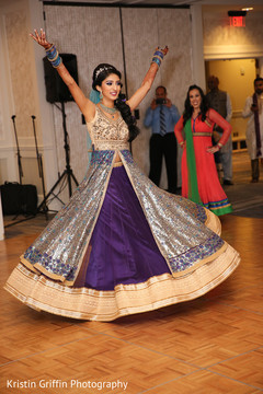 sangeet,pre- wedding celebrations,choreography,indian bride