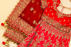 indian bride lengha,indian bride fashion,indian bride ceremony fashion