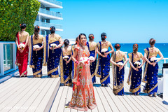 indian wedding photography,indian bridesmaids,saris
