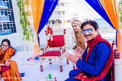 indian wedding ceremony,mandap,indian groom