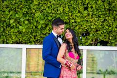Perfect Indian wedding reception photo shoot.