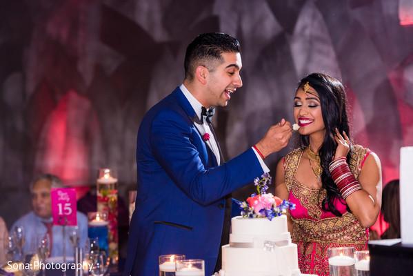 indian wedding reception,indian wedding cake,indian bride,indian groom
