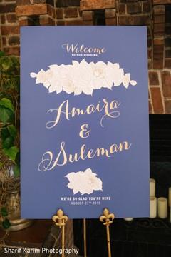 indian wedding ceremony,indian wedding sign,indian wedding decor