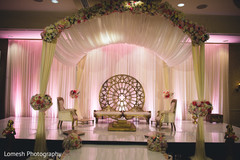 venue,mandap,indian wedding ceremony floral and decor