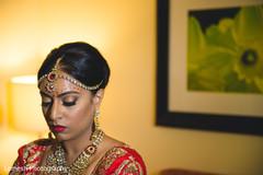 bridal tikka,bridal jewelry,indian bride hair and makeup