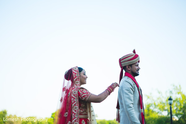 indian bride fashion,indian groom fashion,first look photography