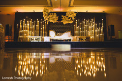 indian wedding reception,indian wedding reception decor,indian wedding planning and design,lighting
