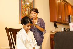 indian bride hair,indian bride getting ready