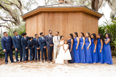 indian groom,indian bride,indian wedding party