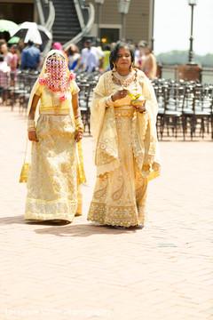 indian bride,indian bridal fashion,pre-wedding traditions