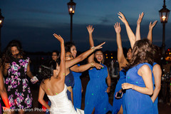 indian wedding reception,indian bridesmaids,bridal party fashion