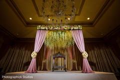 indian wedding ceremony,mandap,floral and decor