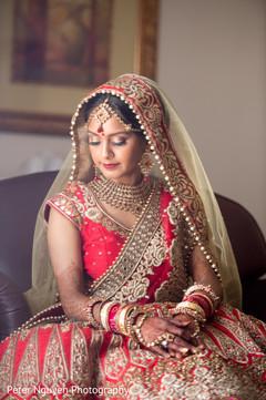 bridal tikka,bridal jewelry,indian bride fashion,indian bridal makeup