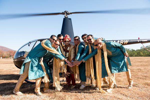 baraat,indian wedding baraat,indian groomsmen fashion,indian groom fashion