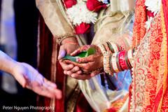 kanyadaan and hastamelap,indian wedding ceremony,bride bangles