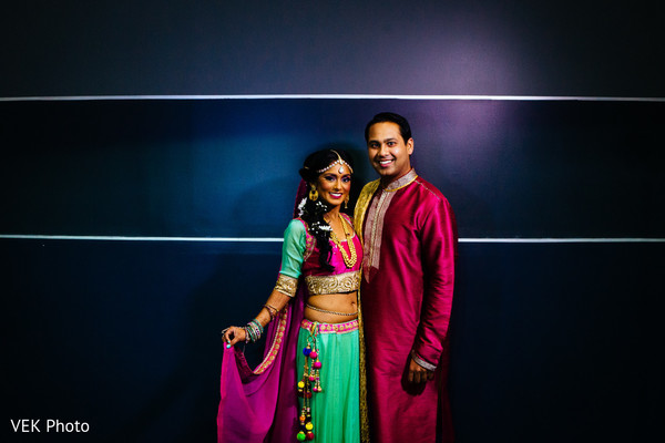 garba,pre- wedding celebrations,indian bride fashion,indian groom fashion