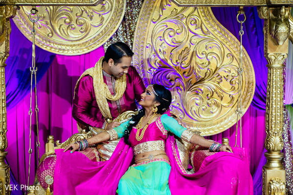 indian bride hair and makeup,indian bride lengha,indian groom fashion,garba