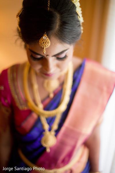 Indian Bride Pre-Wedding Portrait