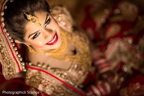 Inspiring indian bride photography.