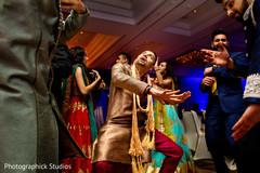 indian wedding reception,dj,indian wedding photography