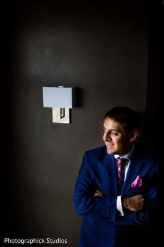 portrait,indian groom,suit,indian wedding photography