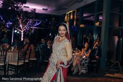 dj and entertainment,indian wedding reception,indian bride fashion