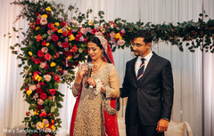 indian bride fashion,indian groom suit,indian wedding ceremony,indian wedding ceremony floral and decor