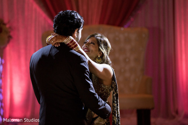 indian wedding reception,dj,indian bride,indian groom