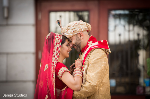 first look photography,indian groom fashion,indian bride fashion