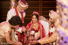 kanyadana,indian wedding ceremony,indian bride fashion,indian groom fashion