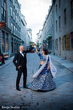indian groom suit,indian bride lengha,outdoor photography