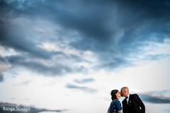 outdoor photography,indian groom suit,indian bride lengha