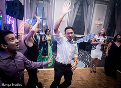 indian wedding reception,dj and entertainment