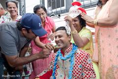 indian groom,getting ready,turban,indian groom fashion