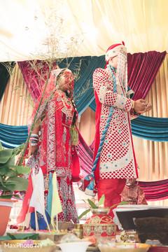 indian groom,indian wedding ceremony,indian bride