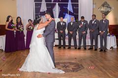 indian bride and groom,indian wedding reception,dj